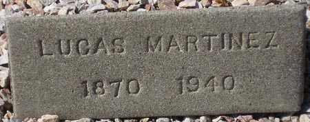 MARTINEZ, LUCAS - Maricopa County, Arizona   LUCAS MARTINEZ - Arizona Gravestone Photos