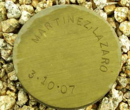 MARTINEZ, LAZARO - Maricopa County, Arizona   LAZARO MARTINEZ - Arizona Gravestone Photos