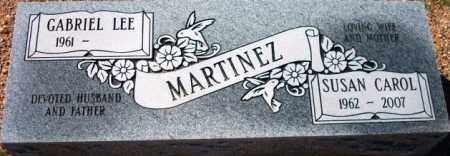 MARTINEZ, SUSAN CAROL - Maricopa County, Arizona | SUSAN CAROL MARTINEZ - Arizona Gravestone Photos