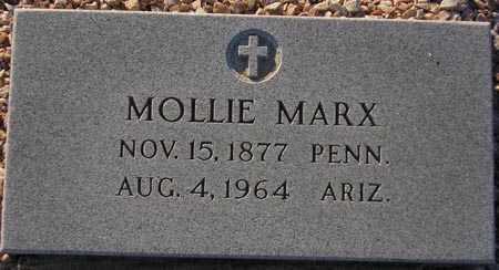 MARX, MOLLIE - Maricopa County, Arizona | MOLLIE MARX - Arizona Gravestone Photos