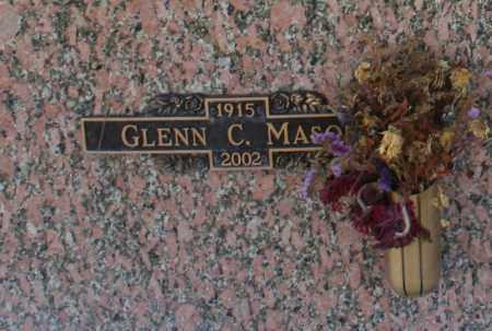 MASON, GLENN C. - Maricopa County, Arizona | GLENN C. MASON - Arizona Gravestone Photos