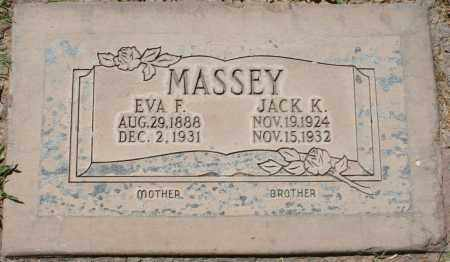 MASSEY, EVA F - Maricopa County, Arizona   EVA F MASSEY - Arizona Gravestone Photos