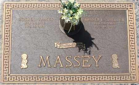 MASSEY, KRISTA L. SHELLEY - Maricopa County, Arizona | KRISTA L. SHELLEY MASSEY - Arizona Gravestone Photos