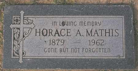 MATHIS, HORACE A. - Maricopa County, Arizona   HORACE A. MATHIS - Arizona Gravestone Photos