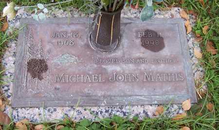 MATHIS, MICHAEL JOHN - Maricopa County, Arizona   MICHAEL JOHN MATHIS - Arizona Gravestone Photos