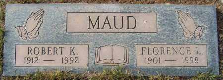 MAUD, FLORENCE LORRAINE - Maricopa County, Arizona | FLORENCE LORRAINE MAUD - Arizona Gravestone Photos