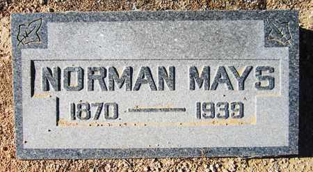 MAYS, NORMAN - Maricopa County, Arizona | NORMAN MAYS - Arizona Gravestone Photos