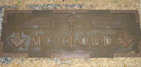 MCCLOUD, JUANITA - Maricopa County, Arizona | JUANITA MCCLOUD - Arizona Gravestone Photos