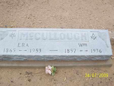 MCCULLOUGH, ERA RUTH - Maricopa County, Arizona | ERA RUTH MCCULLOUGH - Arizona Gravestone Photos