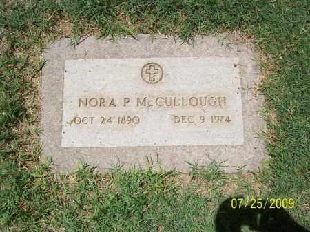 MCCULLOUGH, NORA PAULINE - Maricopa County, Arizona | NORA PAULINE MCCULLOUGH - Arizona Gravestone Photos