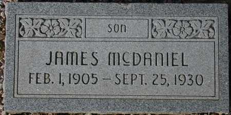 MCDANIEL, JAMES - Maricopa County, Arizona | JAMES MCDANIEL - Arizona Gravestone Photos