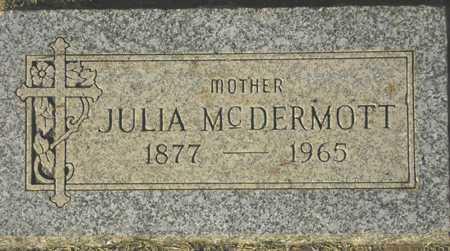 MCDERMOTT, JULIA - Maricopa County, Arizona | JULIA MCDERMOTT - Arizona Gravestone Photos