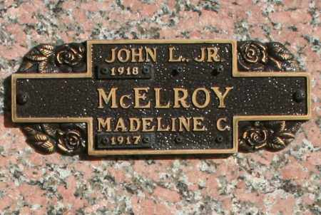 MCELROY, MADELINE C - Maricopa County, Arizona | MADELINE C MCELROY - Arizona Gravestone Photos