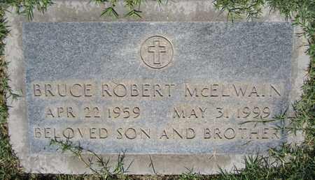 MCELWAIN, BRUCE ROBERT - Maricopa County, Arizona | BRUCE ROBERT MCELWAIN - Arizona Gravestone Photos