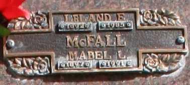 MCFALL, MABEL L - Maricopa County, Arizona | MABEL L MCFALL - Arizona Gravestone Photos