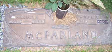 MCFARLAND, WILLIAM P. - Maricopa County, Arizona   WILLIAM P. MCFARLAND - Arizona Gravestone Photos