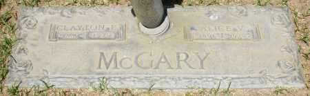 MCGARY, CLAYTON E. - Maricopa County, Arizona | CLAYTON E. MCGARY - Arizona Gravestone Photos