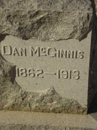 MCGINNIS, DAN - Maricopa County, Arizona | DAN MCGINNIS - Arizona Gravestone Photos