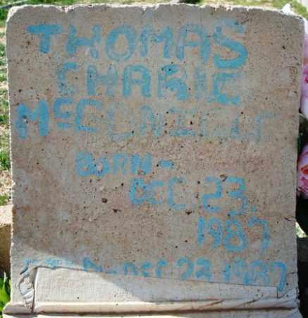 MCGONIGLE, THOMAS CHARLES - Maricopa County, Arizona | THOMAS CHARLES MCGONIGLE - Arizona Gravestone Photos