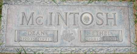 MCINTOSH, DEAN - Maricopa County, Arizona | DEAN MCINTOSH - Arizona Gravestone Photos