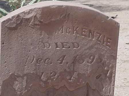MCKENZIE, JOHN F - Maricopa County, Arizona | JOHN F MCKENZIE - Arizona Gravestone Photos