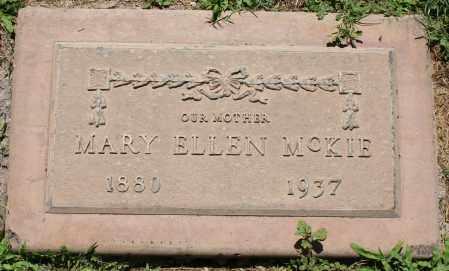 MCKIE, MARY ELLEN - Maricopa County, Arizona | MARY ELLEN MCKIE - Arizona Gravestone Photos
