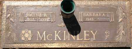 MCKINLEY, WAYNE R. - Maricopa County, Arizona | WAYNE R. MCKINLEY - Arizona Gravestone Photos