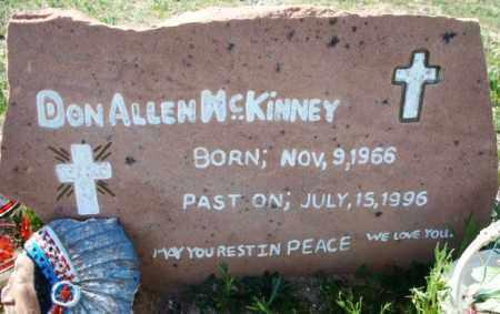 MCKINNEY, DON ALLEN - Maricopa County, Arizona | DON ALLEN MCKINNEY - Arizona Gravestone Photos