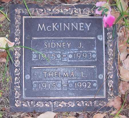 MCKINNEY, THELMA L. - Maricopa County, Arizona | THELMA L. MCKINNEY - Arizona Gravestone Photos