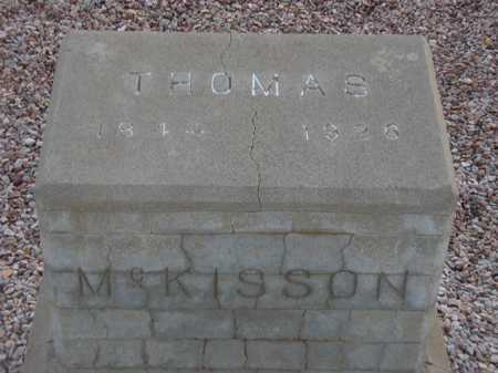 MCKISSON, THOMAS - Maricopa County, Arizona | THOMAS MCKISSON - Arizona Gravestone Photos