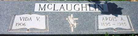 MCLAUGHLIN, ARDIS A. - Maricopa County, Arizona   ARDIS A. MCLAUGHLIN - Arizona Gravestone Photos