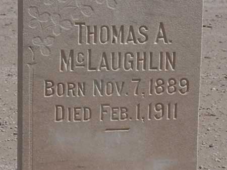 MCLAUGHLIN, THOMAS A - Maricopa County, Arizona | THOMAS A MCLAUGHLIN - Arizona Gravestone Photos