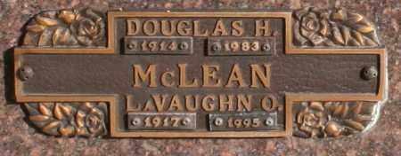 MCLEAN, DOUGLAS H - Maricopa County, Arizona | DOUGLAS H MCLEAN - Arizona Gravestone Photos