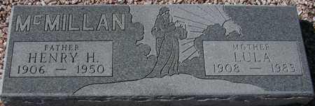 MCMILLAN, HENRY H. - Maricopa County, Arizona | HENRY H. MCMILLAN - Arizona Gravestone Photos