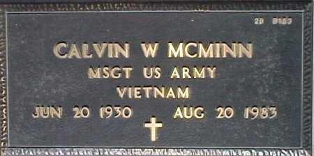 MCMINN, CALVIN W. - Maricopa County, Arizona | CALVIN W. MCMINN - Arizona Gravestone Photos