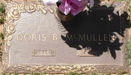 MCMULLEN, DORIS B. - Maricopa County, Arizona   DORIS B. MCMULLEN - Arizona Gravestone Photos
