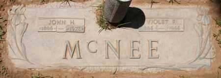MCNEE, JOHN H. - Maricopa County, Arizona | JOHN H. MCNEE - Arizona Gravestone Photos