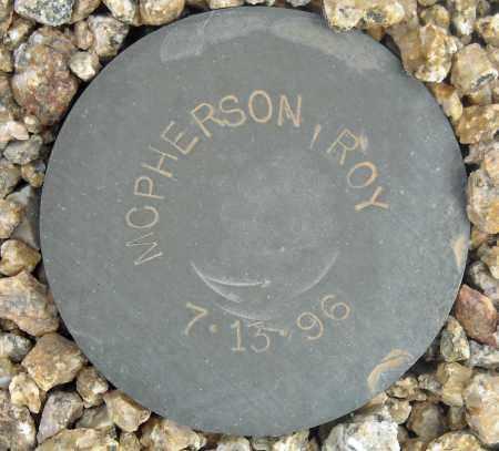 MCPHERSON, ROY - Maricopa County, Arizona | ROY MCPHERSON - Arizona Gravestone Photos