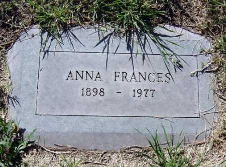 MEASON, ANNA FRANCES - Maricopa County, Arizona   ANNA FRANCES MEASON - Arizona Gravestone Photos