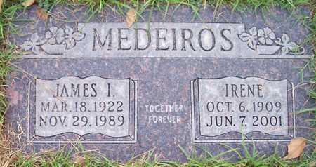 MEDEIROS, IRENE - Maricopa County, Arizona | IRENE MEDEIROS - Arizona Gravestone Photos