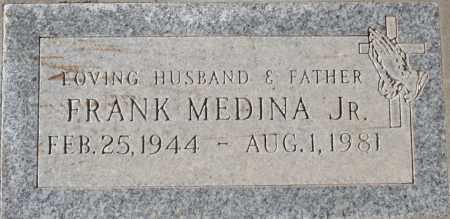 MEDINA, FRANK JR. - Maricopa County, Arizona   FRANK JR. MEDINA - Arizona Gravestone Photos