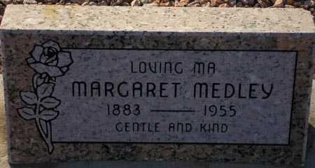 MEDLEY, MARGARET - Maricopa County, Arizona | MARGARET MEDLEY - Arizona Gravestone Photos
