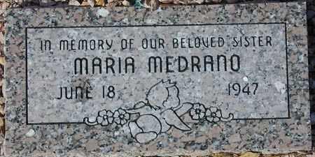 MEDRANO, MARIA - Maricopa County, Arizona   MARIA MEDRANO - Arizona Gravestone Photos