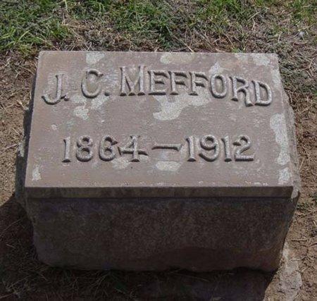 MEFFORD, JOSEPH C. - Maricopa County, Arizona | JOSEPH C. MEFFORD - Arizona Gravestone Photos