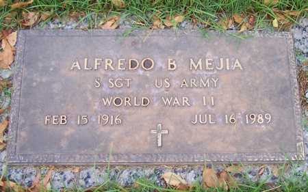 MEJIA, ALFREDO B. - Maricopa County, Arizona | ALFREDO B. MEJIA - Arizona Gravestone Photos