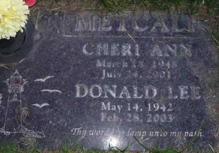 METCALF, CHERI ANN - Maricopa County, Arizona | CHERI ANN METCALF - Arizona Gravestone Photos