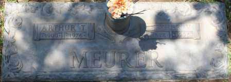 MEURER, ESTHER V. - Maricopa County, Arizona   ESTHER V. MEURER - Arizona Gravestone Photos
