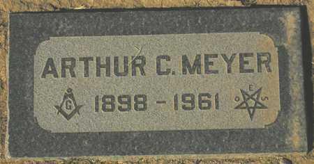MEYER, ARTHUR C. - Maricopa County, Arizona | ARTHUR C. MEYER - Arizona Gravestone Photos