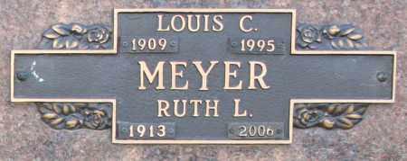 MEYER, LOUIS C - Maricopa County, Arizona | LOUIS C MEYER - Arizona Gravestone Photos