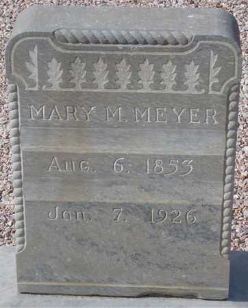 MEYER, MARY M. - Maricopa County, Arizona | MARY M. MEYER - Arizona Gravestone Photos